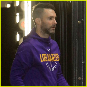 Adam Levine Hits the Gym for Post-Christmas Workout