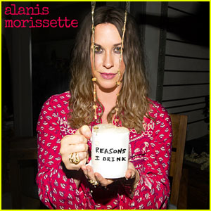 Alanis Morissette Drops New Song, Announces 'Jagged Little Pill' Anniversary Tour!