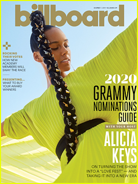 Alicia Keys Speaks Out About Female Representation in the Music Industry