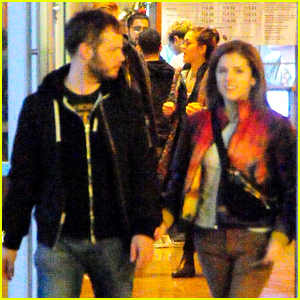 Anna Kendrick Steps Out with Boyfriend Ben Richardson After Internet Tries to Set Her Up with Hockey Player