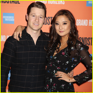 Ben McKenzie Preps Broadway Debut in 'Grand Horizons' with Cast Photo Call!