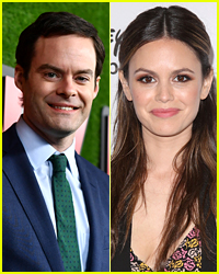Bill Hader & Rachel Bilson Spend the Holidays Together Amid Dating Rumors