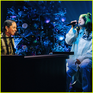 Billie Eilish Performs 'Ocean Eyes' With Alicia Keys on 'Late Late Show' - Watch Here!