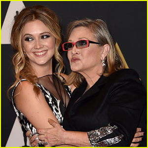 Billie Lourd Wishes Merry Christmas to Those Who Lost a Loved One