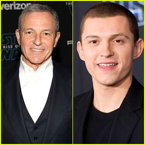 Bob Iger Details Phone Call He Had With Tom Holland About The Future of 'Spider-Man'