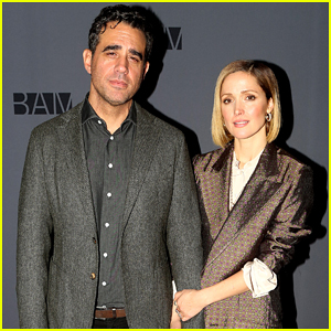 Bobby Cannavale & Rose Byrne Couple Up for 'Medea' Meet The Press Event!