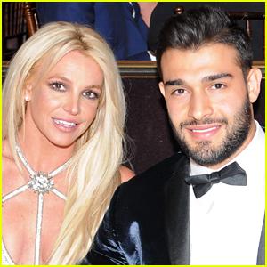 Britney Spears' Boyfriend Sam Asghari Writes Her a Sweet Birthday Message!