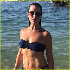 Brooke Shields, 54, Poses in Super Sexy Bikini!