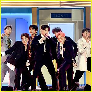 BTS Take Home All Major Awards at Melon Music Awards 2019