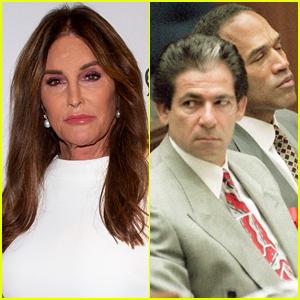 Caitlyn Jenner Claims Robert Kardashian Knew If OJ Simpson Was Guilty