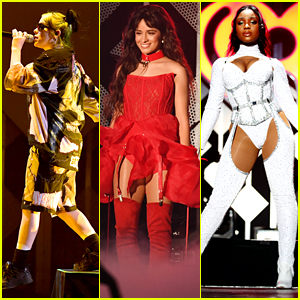 Billie Eilish, Camila Cabello & Normani Kill It On Stage at Jingle Ball Tour in Los Angeles