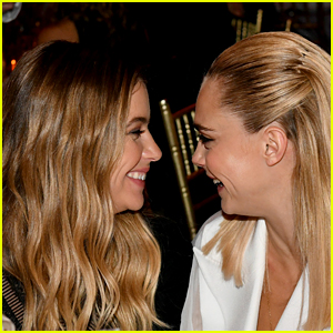 Cara Delevingne Is Very Into Girlfriend Ashley Benson's Hot Instagram Photo - See Her Comment!