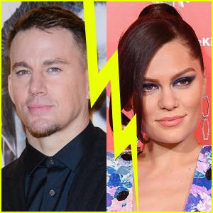 Channing Tatum & Jessie J Split (Report)