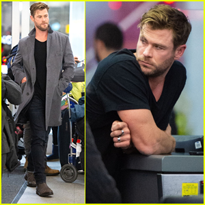 Chris Hemsworth Didn't Know What A 'Thirst Trap' Was Either