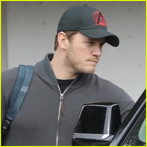 Chris Pratt Heads Out of Town After Spending Thanksgiving with Wife Katherine Schwarzenegger