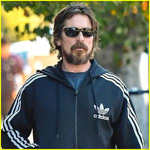 Christian Bale Runs Errands After Grabbing a Golden Globe Nomination