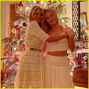 Christie Brinkley Shares Photos from Christmas with Daughter Sailor Brinkley-Cook