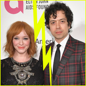 Christina Hendricks Officially Files For Divorce From Husband Geoffrey Arend
