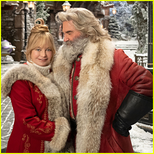 Kurt Russell & Goldie Hawn Return as Mr. & Mrs. Claus For 'Christmas Chronicles' Sequel!
