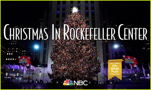 Christmas in Rockefeller Center 2019 - Performers & Celeb Guests Revealed!