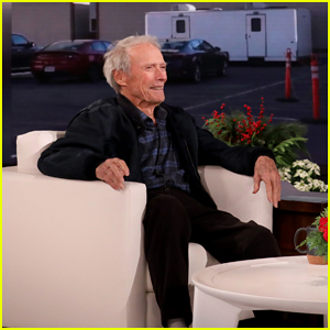 Clint Eastwood Tells 'Ellen' He Conitnued Working Despite Southern California Wildfires
