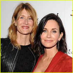 Courteney Cox & Laura Dern Spent Christmas Eve Together for the 14th Year in a Row!