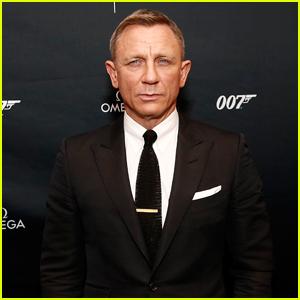 Daniel Craig Unveils Omega's New James Bond Watch!