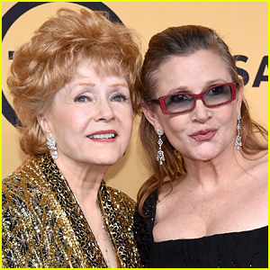 Debbie Reynolds Had Christmas Dinner Table Set for Carrie Fisher Before Their Deaths
