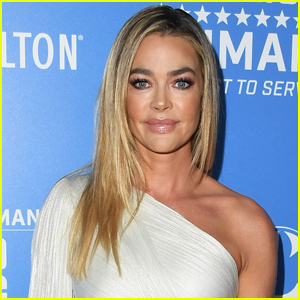 Denise Richards Recovering After Emergency Surgery for Four Hernias
