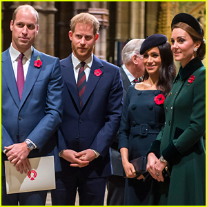Meghan Markle, Prince Harry & Prince William Will Skip Donald Trump's Buckingham Palace Visit, Kate Middleton to Attend