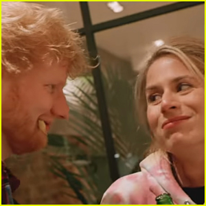 Ed Sheeran Shows Off Goofy Side With Wife Cherry Seaborn In 'Put It All On Me' Music Video