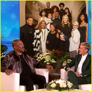 Eddie Murphy Tells 'Ellen' How People React When They Learn He Has 10 Kids!