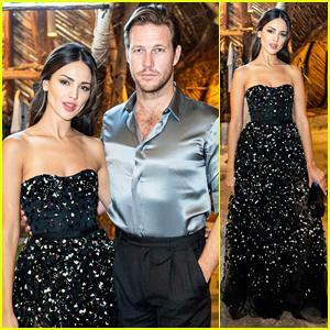 Eiza Gonzalez & Boyfriend Luke Bracey Couple Up at Dior Tulum Pop-Up Boutique Opening!