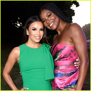 Eva Longoria Supports Gabrielle Union, Calls Out NBC After 'AGT' Firing