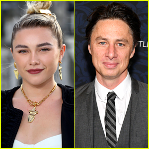 Florence Pugh Claps Back at Criticism of Relationship with Zach Braff