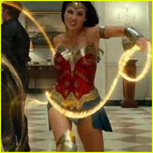 Watch The Trailer for 'Wonder Woman 1984' Now!