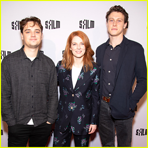 George MacKay & Dean-Charles Chapman Step Out For '1917' Screening in San Francisco