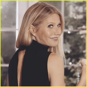 Gwyneth Paltrow Gifts Herself with Vibrator for Christmas in Goop Commercial - Watch!
