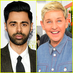 Hasan Minhaj Speaks About Why He Publicly Corrected Ellen DeGeneres on the Pronunciation of His Name