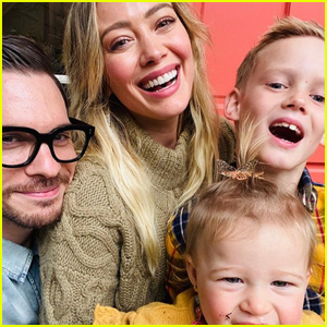 Hilary Duff Slams Paparazzi For Following Her While Out With Her Children
