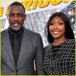 Idris Elba's Daughter Isan Announces Where She'll Be Going to College!