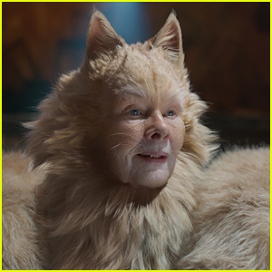 Judi Dench Says Her 'Cats' Character is Transgender