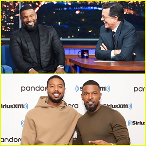Jamie Foxx Says 'Just Mercy' Is The Most Important Movie He's Ever Done!