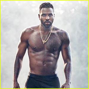 Jason Derulo Posts Alternate Version of His 'Anaconda' Manhood Picture!