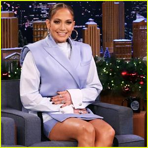 Jennifer Lopez On Super Bowl 2020 Halftime Show with Shakira: 'We're Gonna Bring That Flavor'