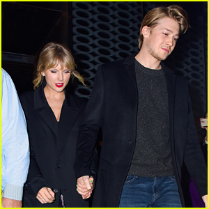 Joe Alwyn Makes Rare Comment About Taylor Swift Relationship