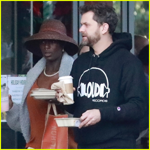 Joshua Jackson & Jodie Turner-Smith Step Out for First Time Since Getting Married!