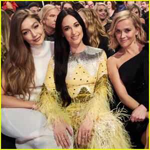 Kacey Musgraves Recalls Her Wild Night With Gigi Hadid & Reese Witherspoon!