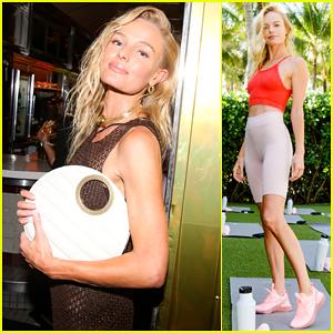Kate Bosworth Celebrates The Bottega Diner Launch During Art Basel Miami 2019
