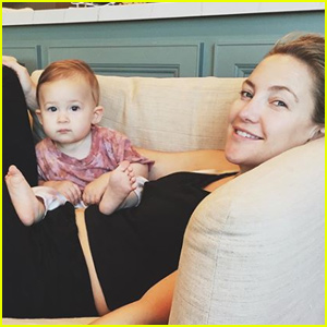 Kate Hudson Opens Up About Her Weight Loss Journey After Daughter Rani's Birth